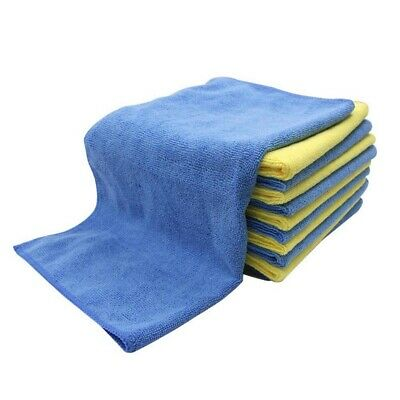 5 Pcs Microfiber Cleaning Cloth Hand Wiper Floor Desk Cleaner Cheap Towel