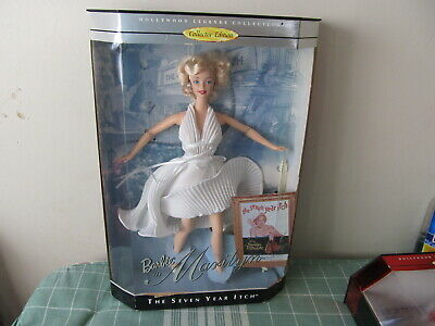 Marilyn Monroe doll NEW IN BOX Mattel Seven Year Itch