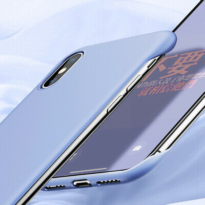 Ultra Thin Frameless Phone Case Cover For iPhone 11 Pro Max 6S 7 8 XS Max Xr X