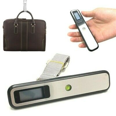Portable Travel LCD Digital Hanging Luggage Scale Electronic Weight 110lb/ 50kg