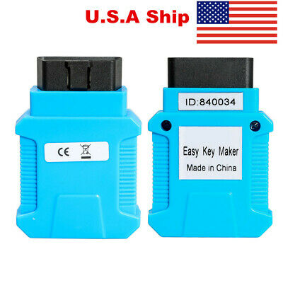 USA Stock EasyKeyMaker Tools All Keys Lost Support Replace MPCS/MICU/IMOES
