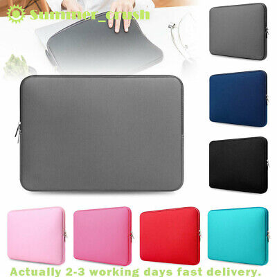 """14""""Bag Sleeve Case Cover Pouch For ACER, HP & LENOVO 14""""inch Laptop Notebook UK"""