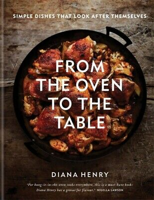 FROM THE OVEN TO THE TABLE, Henry, Diana