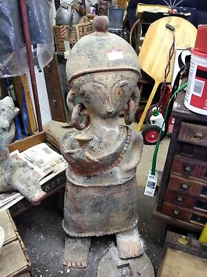 Large Ancient Pre-Columbian Figure Pottery rare*** lot #2