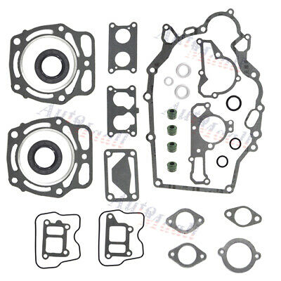 Engine Rebuild Gasket Kit for John Deere FD620 FD620D FD661 FD661D V-Twin Engine
