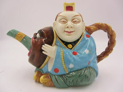 MINTON Archive Collection Chinaman Teapot Ltd. Ed