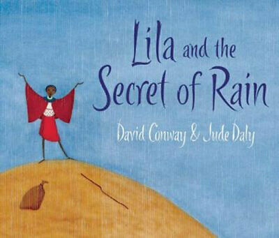 NEW Lila and the Secret of Rain By David Conway Paperback Free Shipping