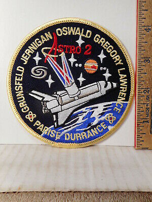 NASA Space Shuttle Endeavour STS-67 Mission Patch  BIGOF3.