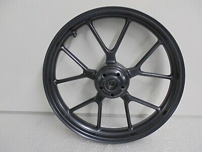 Triumph Street Cup Genuine Anthracite Front Wheel Assy New RRP £561.00!!