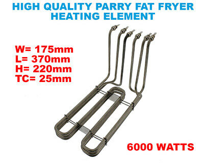 For Parry PDF6 PDPF6 PSF6 PSPF6 Fat Fryer Heating Element 6000W quality element