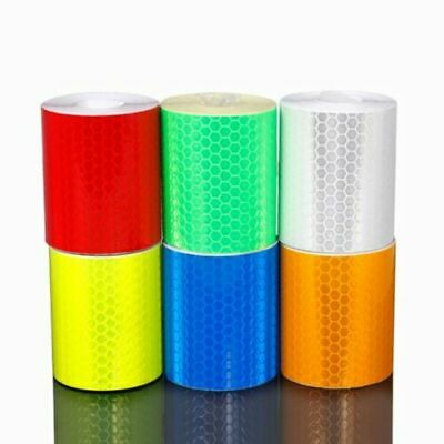 Reflective Safety Sticker Reflector Tape for Bike Night Traffic Safety Warning