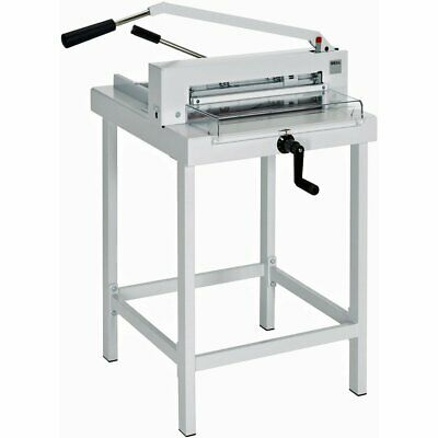 IDEAL Manual Guillotine 4205 with stand and spare blade