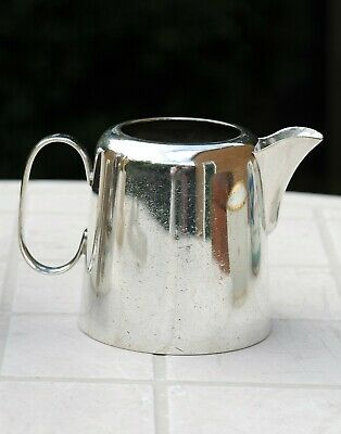 Antique Silver Plated A1 EPNS Hotel Ware Cream Jug Country House Style