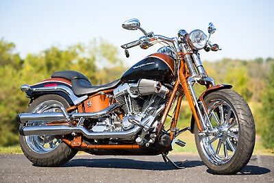 2008 Harley-Davidson Softail  2008 Harley-Davidson Screamin' Eagle Softail Springer 105th Anniversary FXSTSSE