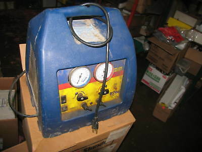 Yellow Jacket R70a Refrigeration Air Con Refrigerant Recovery Machine