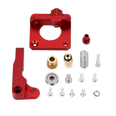 Aluminum MK8 Extruder Drive Feed for Creality 3D Printer Ender 3/3Pro CR-10,7,8
