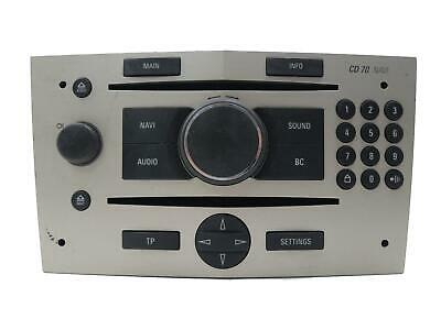 Radio Cd  Navi Opel 13262750 383555646 CD70