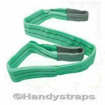 Duplex Webbing Lifting Sling Strap Strop 6 meter x 2 ton 60mm wide