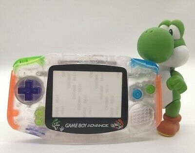 Housing Shell Case Cover Replacement for Nintendo Gameboy Advance/GBA Limited