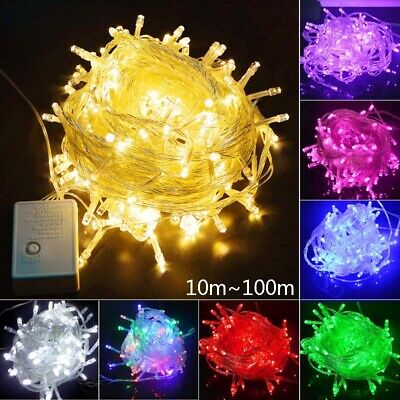 LED Fairy String Light Christmas decorations Halloween home decor strip lights