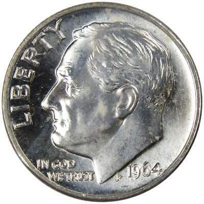1978 D 10c Roosevelt Dime US Coin BU Uncirculated Mint State