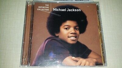 The Definitive Collection By Michael Jackson Cd 2009 Motown Music Album Songs