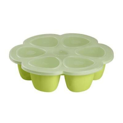 Beaba Multiportions silicone 6x150 ml neon