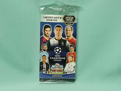 TO CHOOSE TOPPS MATCH ATTAX CHAMPIONS LEAGUE 19//20 XL LIMITED EDITION CARDS