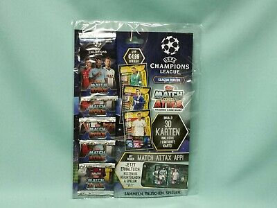 Topps Match Attax Champions League 2019/2020 1 x Multipack 1 x Limited Edition