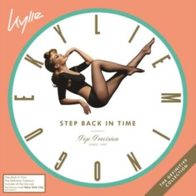 Kylie Minogue - Step Back in Time: The Definitive Nuovo CD