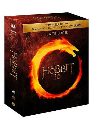 Le Hobbit - La Trilogie - Coffret [Ultimate 3 Digital