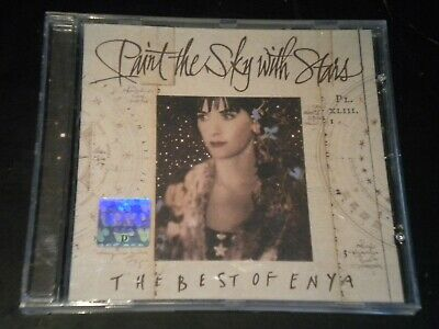 The Best Of Enya - Paint The Sky With Stars - 16 Tracks - CD Album - 1997