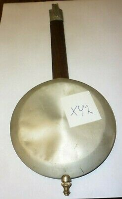 Authentic Art Deco German Wall Clock Pendulum (XY2)