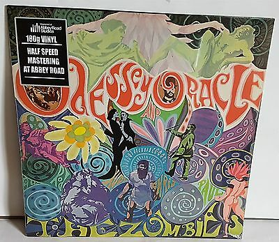 The Zombies Odessey And Oracle LP Vinyl Record new reissue STEREO