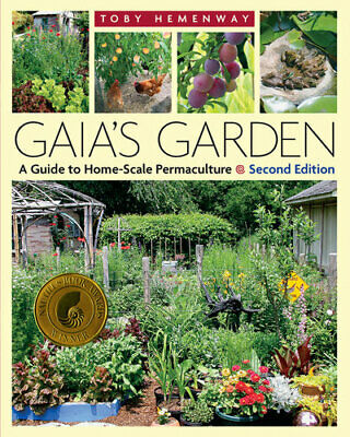 NEW Gaia's Garden By Toby Hemenway Paperback Free Shipping