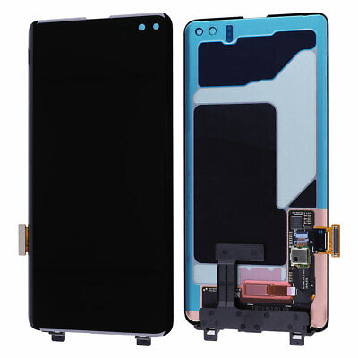 OLED Display LCD Touch Screen Digitizer For Samsung Galaxy S10 Plus Best OEM US