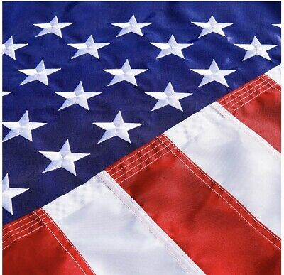 United Flags American USA US Flag 3x5 ft - Deluxe Heavy Duty