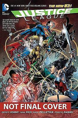 Justice League Volume 3: Throne of Atlantis TP (The New 52), Johns, Geoff, Excel