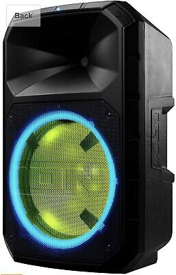 *** ION Audio Total PA Ultra Bluetooth Speaker 500 Watts with Speaker Stand! ***