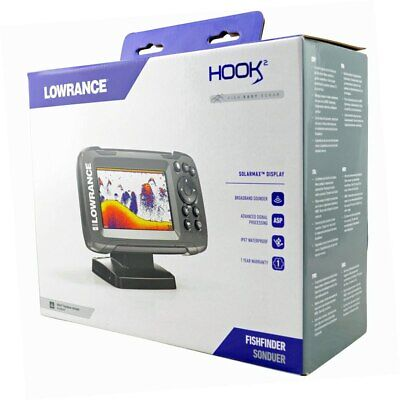 Lowrance Hook 2 Fish Finder