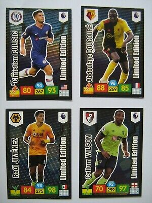 Panini Premier League 2019/20 - Pick/Choose Limited Edition cards