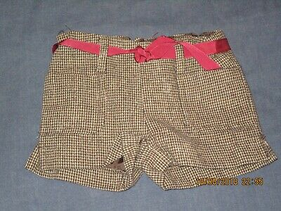 Baby Girls 3-6 Months 4 Pairs of Shorts Bundle.
