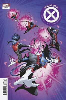 House of X #6 Coello Character Decades Variant Marvel Comic 1st Print 2019 NM