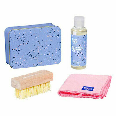 Pretty Useful Tools Sneaker Cleaning Kit (Sea Spray Blue Hz) FREE Global Shippin