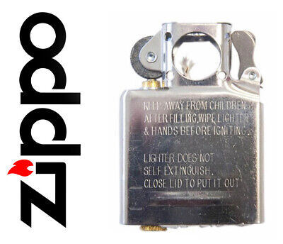 Zippo Replacement Chrome Tobacco Pipe Fluid Insert Fits Full Size Zippos