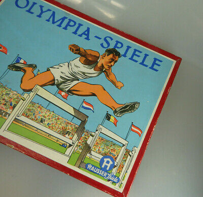 O + M Hausser Nr. 70/1 Olympia-Spiele - TOPZUSTAND (57924)
