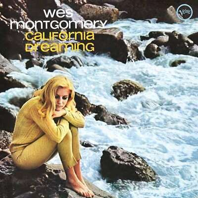 Wes Montgomery - California Dreaming NEW LP