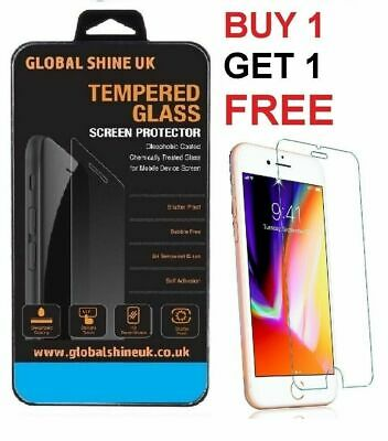For Apple iPhone 8 Tempered Glass Screen Protector - 100% Genuine