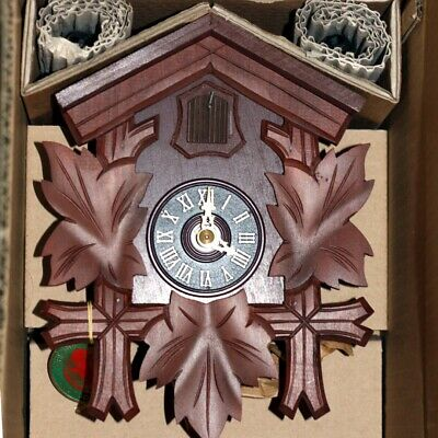 Hubert Herr 1 day  Black forest cuckoo clock BNIB