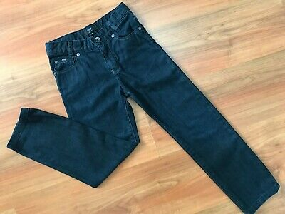 Boys AUTHENTIC Blue REGULAR HUGO BOSS JEANS (age5-6) *GREAT COND*